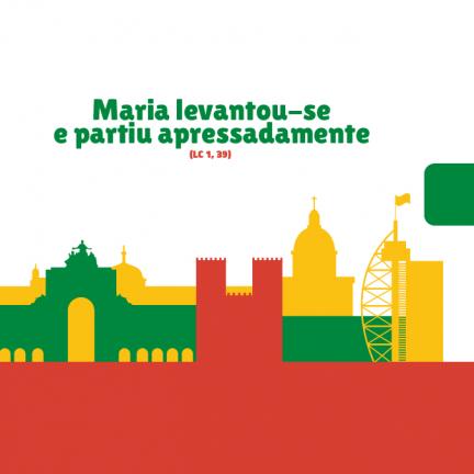 Rumo à JMJ Lisboa 2023: apresentado o logotipo
