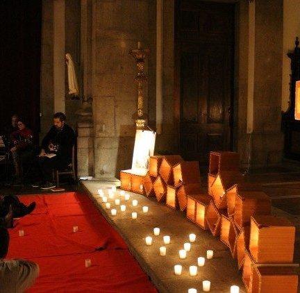 Montenegro: Momento de oração diferente reunirá jovens na Catedral
