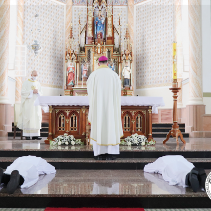 Ordenação Diaconal | Érick e Oséias
